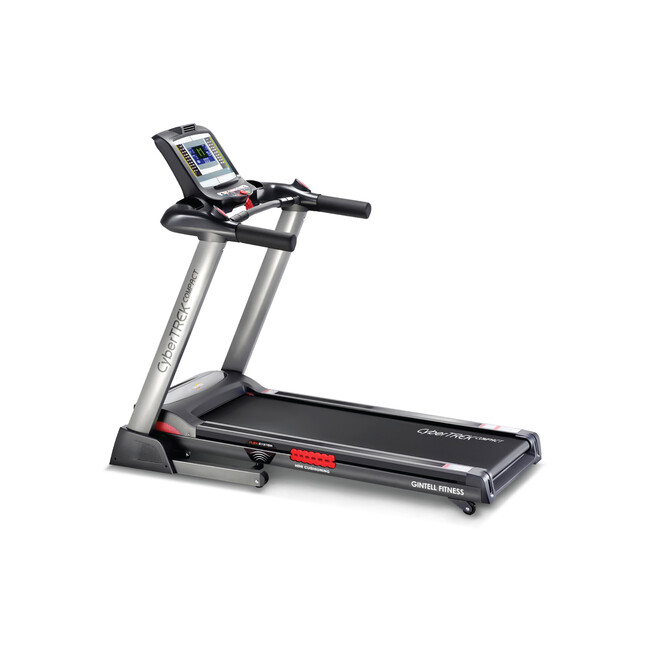 CyberTREK Compact Treadmill FT466