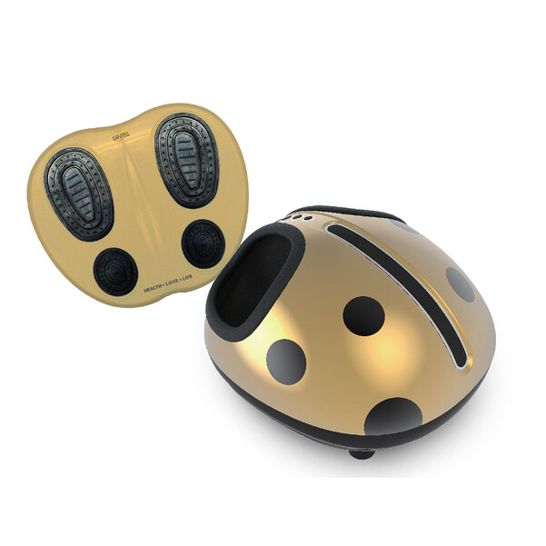 Gintell - G-Beetle Plus Foot Massager with Tens Pad