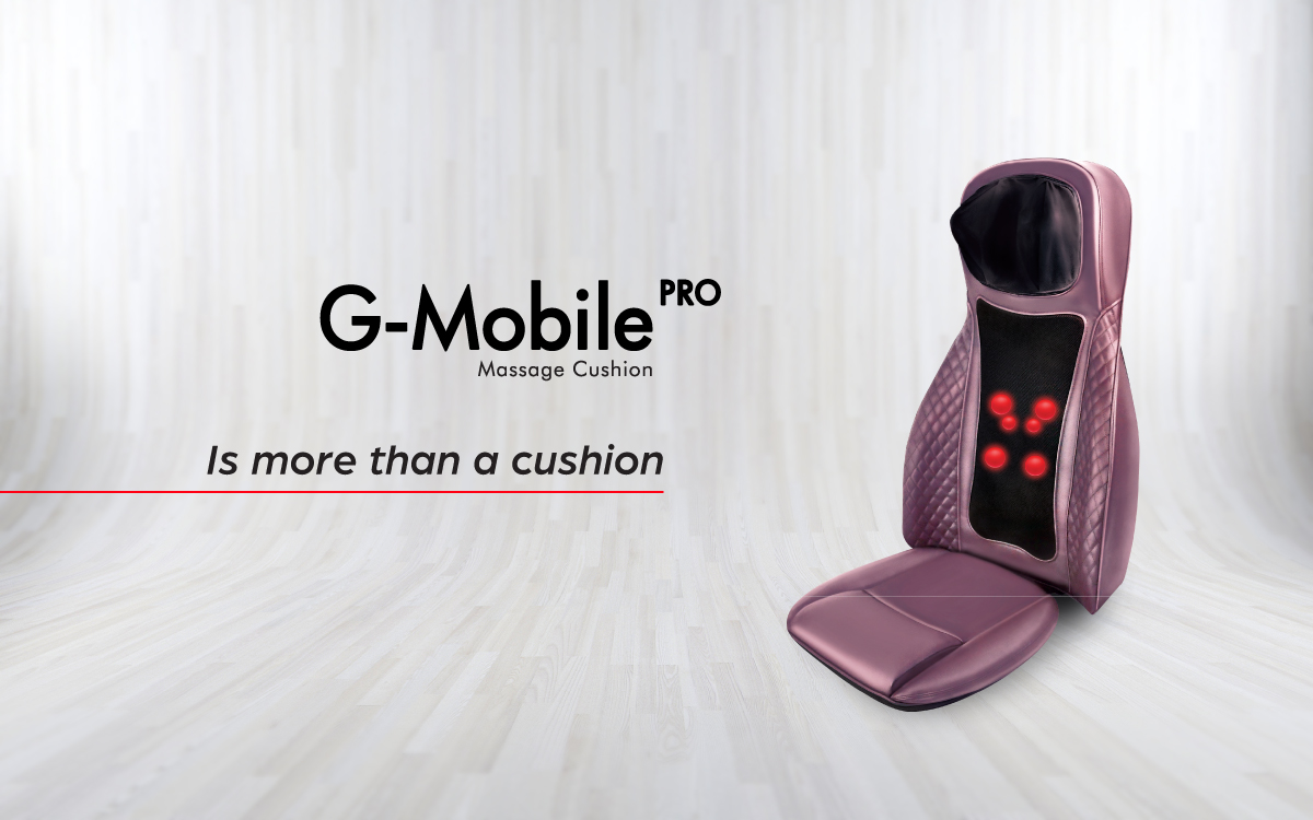 Gintell G-Mobile Pro Massage Cushion